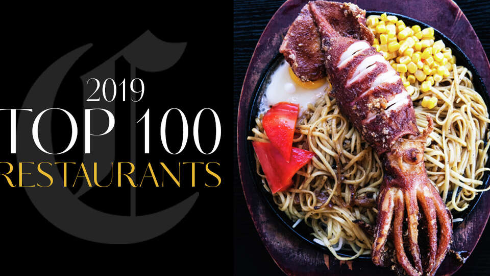 The Chronicle's Top 100 Restaurants