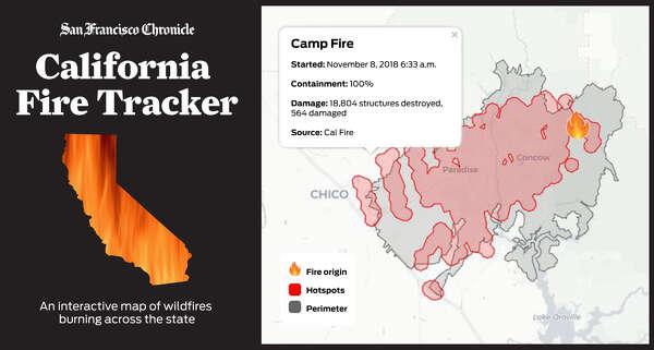 The California Fire Tracker