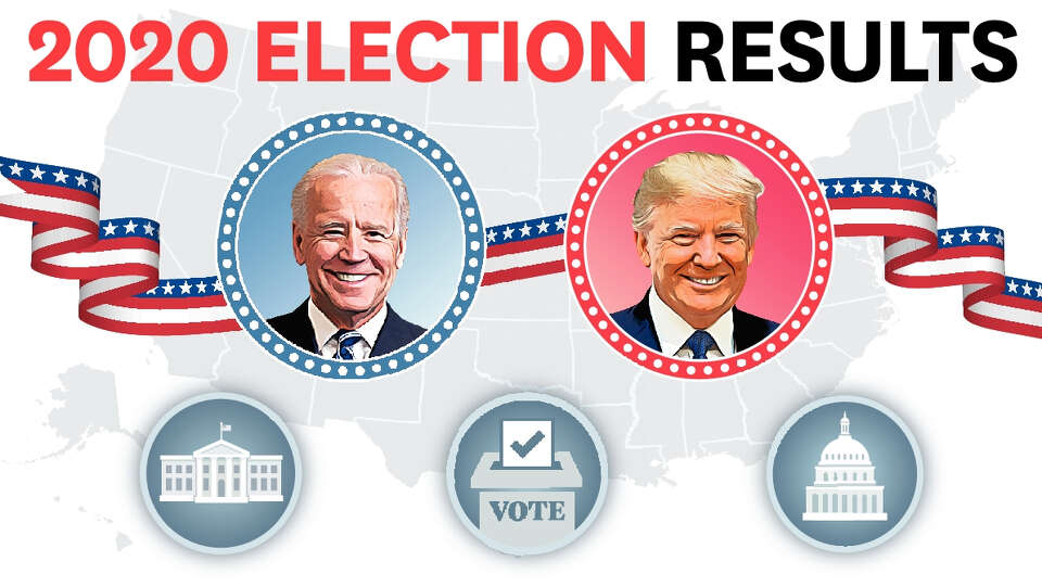 2020 California election results
