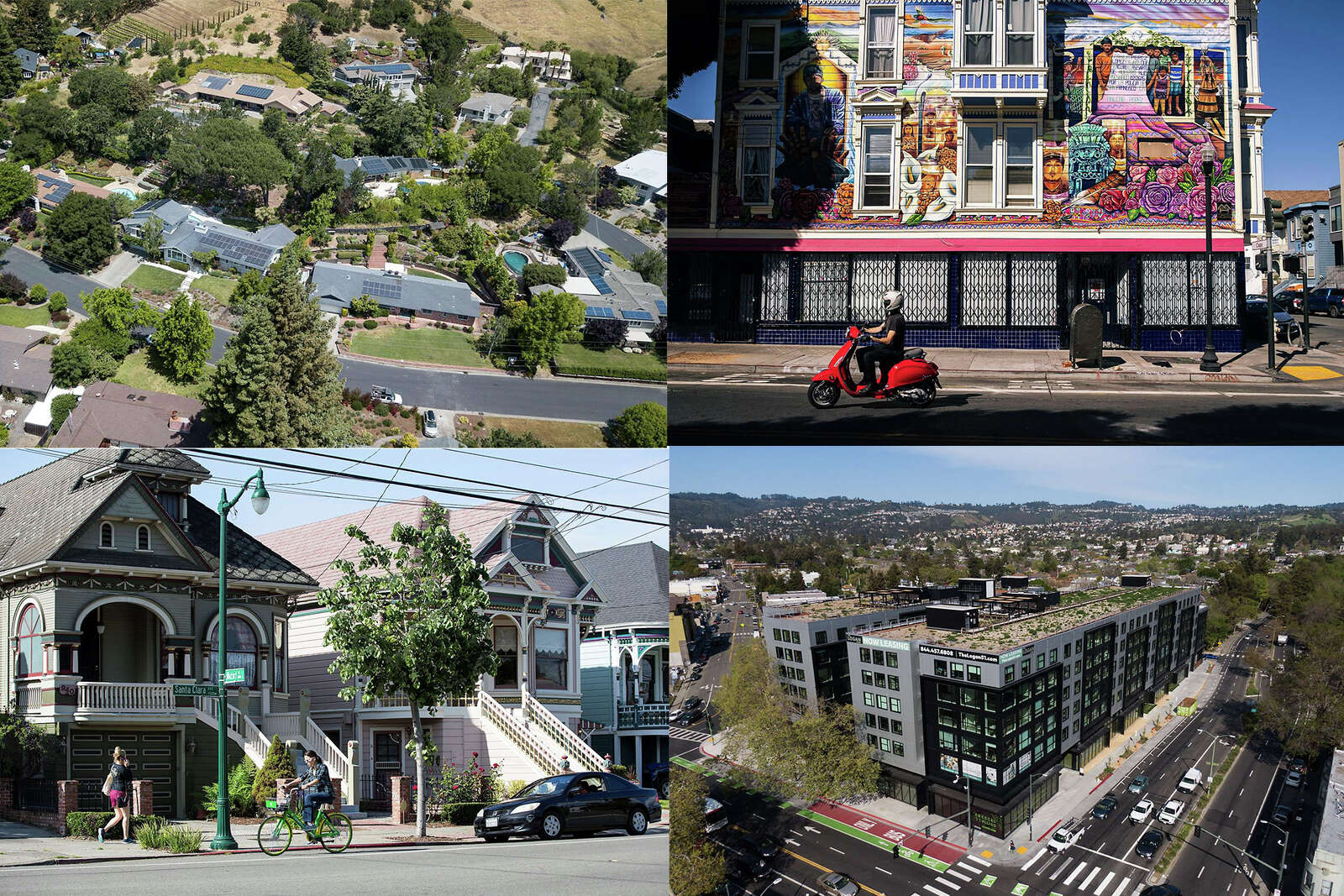 Where to live in the Bay Area