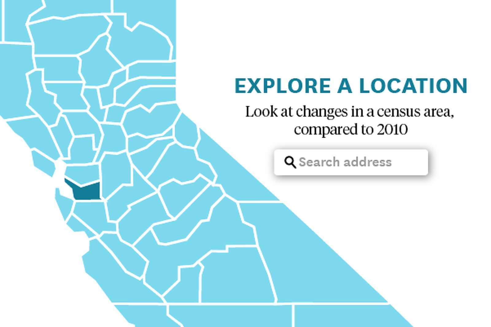 www.sfchronicle.com: See how California changed in the last decade, right down to your neighborhood
