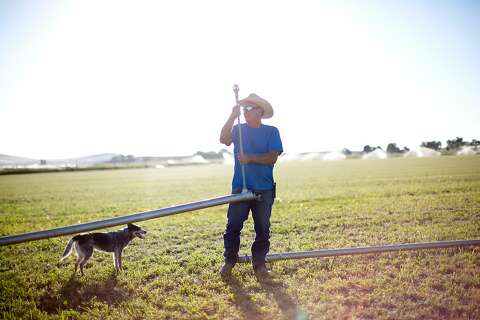 California-Oregon border water war pits growers against tribes, family against family
