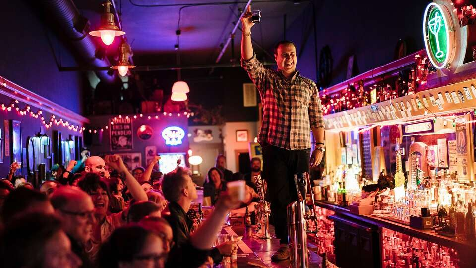 Your guide to classic bars in San Francisco