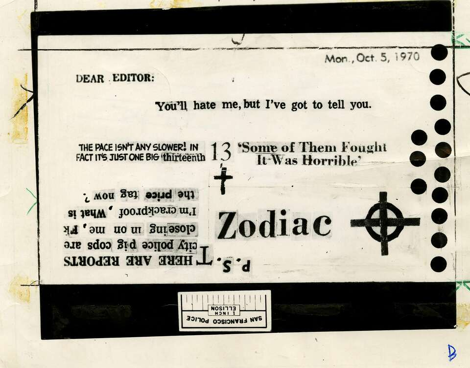 Zodiac Killer case, 50 years later: Tracing the legend of