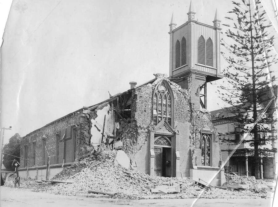 California S Most Destructive Earthquakes Since 1865