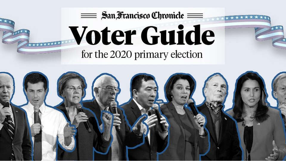 Voter Guide: What you need to know for the 2020 primary election