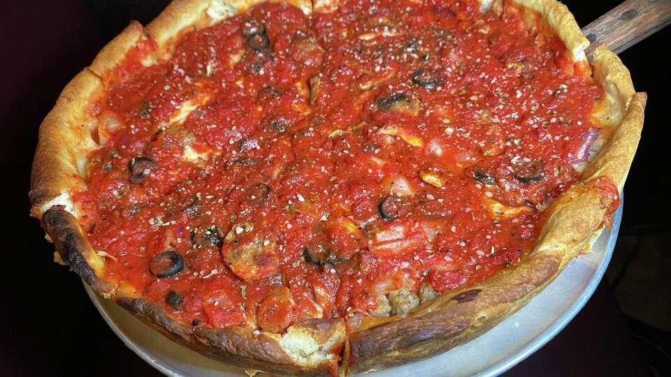 52 weeks of Pizza