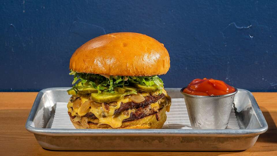 Top Burgers in the Bay Area