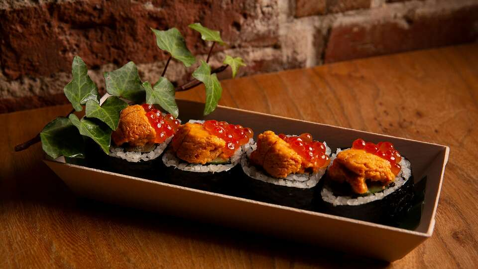 Top Sushi Restaurants in the Bay Area