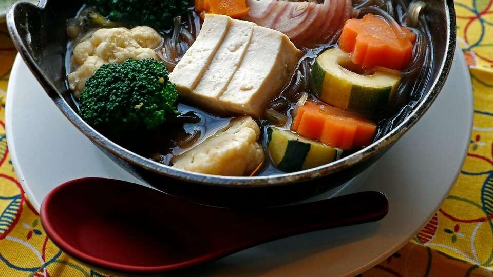 Top Vegetarian Restaurants in the Bay Area