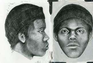 Police sketch of the Doodler