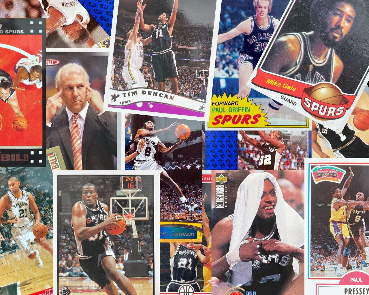 Have Spurs basketball cards? Here's how to cash them in.