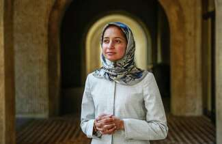 Stanford University law professor Shirin Sinnar