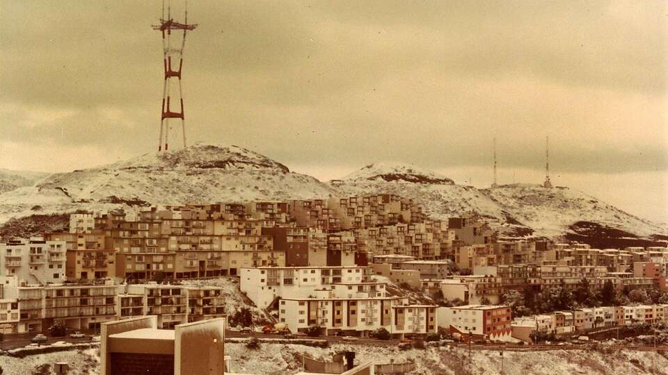 San Francisco's 1976 Snow Day: What your neighborhood looked like after epic snowstorm