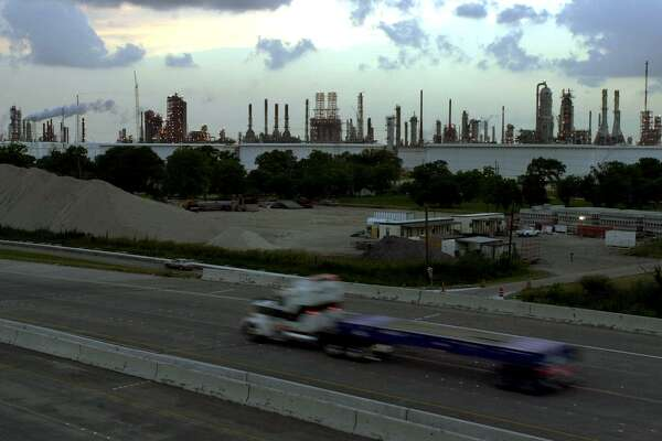 Exxon's Baytown refinery to see big facelift
