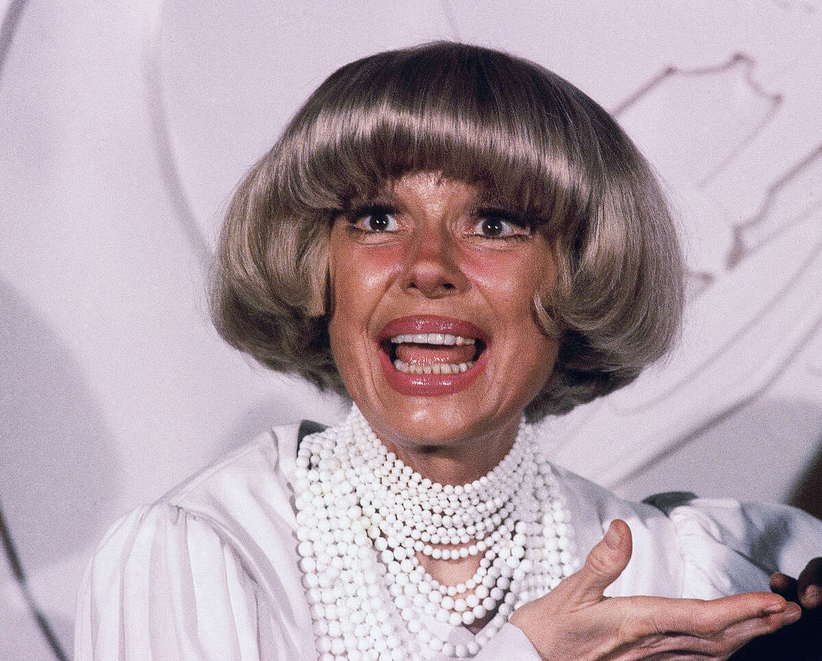 """Carol Channing: 1921-2019 Carol Channing, the legendary actress, singer and comedian - and one of San Francisco's biggest icons of the 20th century - died in January at the age of 97. Channing, who graduated from Lowell High School, was known best for her Broadway role in """"Hello Dolly!"""" in 1964."""