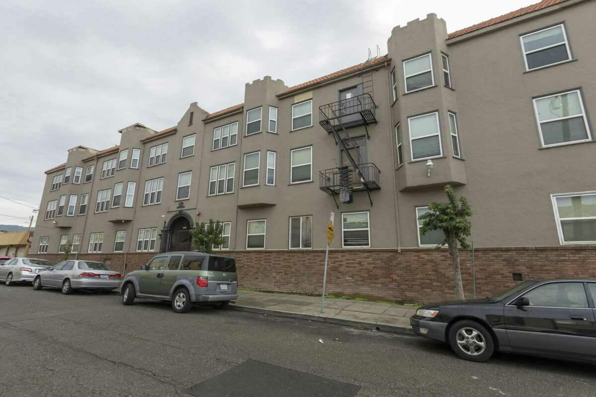 The East Bay Asian Local Development Corporation, with funds from Kaiser Permanente, acquired a 41-unit apartment complex in East Oakland to keep units below-market rate.