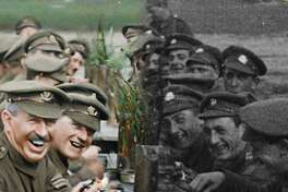 "Peter Jackson's ""They Shall Not Grow Old"""