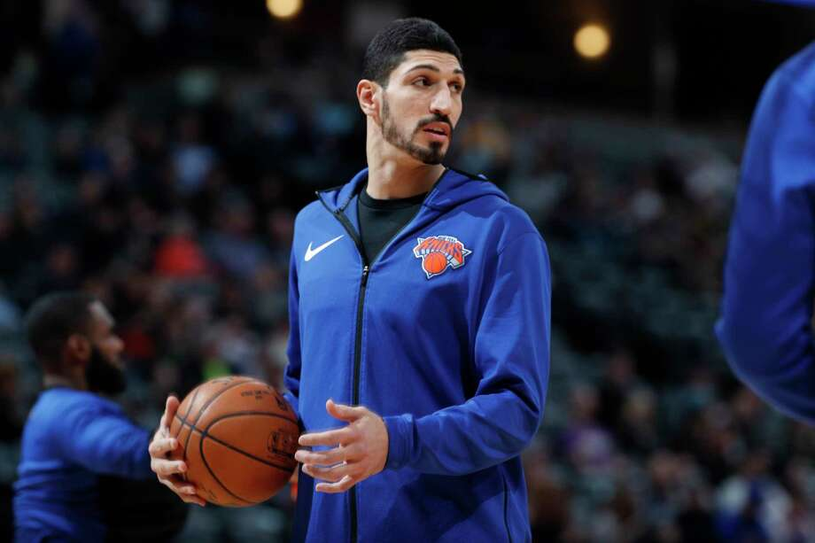 report  turkey seeks warrant for knicks center enes kanter