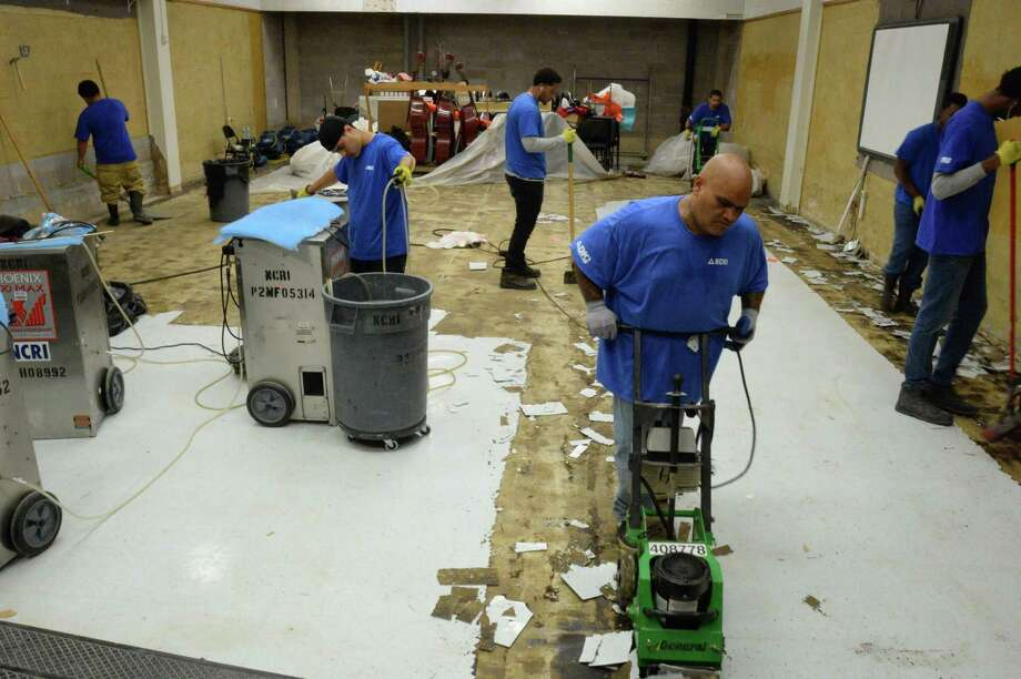 After Hurricane Harvey led to the temporary closing and repairs at Thompson Intermediate School, Pasadena ISD decided to build a new, larger campus for the school in Pearland.