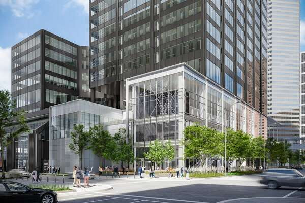 Newly Renovated And Re Imagined Central >> Downtown S Houston Center Prepares For Makeover Houstonchronicle Com