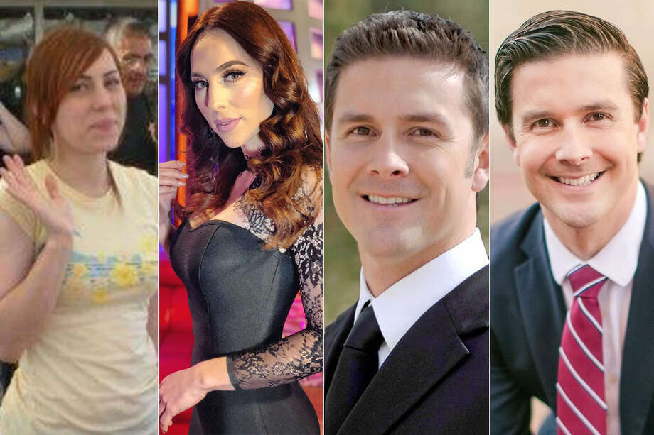 """San Antonio TV personalities take on the """"how well did you age"""" social media challenge. Click through the gallery to see the transformations over the past decade. Photo: Courtesy"""