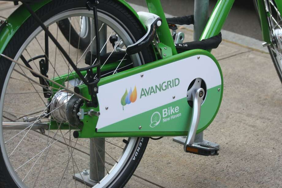 Avangrid, the parent company of United Illuminating and Southern Connecticut Gas, is now an official sponsor of Bike New Haven. Photo: Avangrid /