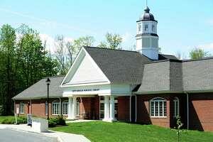 Edith Wheeler Memorial Library, 733 Monroe Turnpike, Monroe