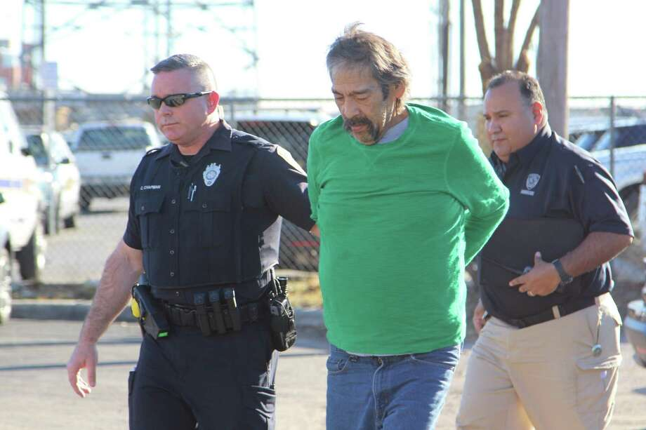 Antonio Nuñez Jr., 61, was arrested Jan. 9, 2017, in the death of Lisa R. Carter in 2015. Her body was badly burned and it took more than a year to identify her. Photo: Tyler White /Staff File Photo / San Antonio Express-News
