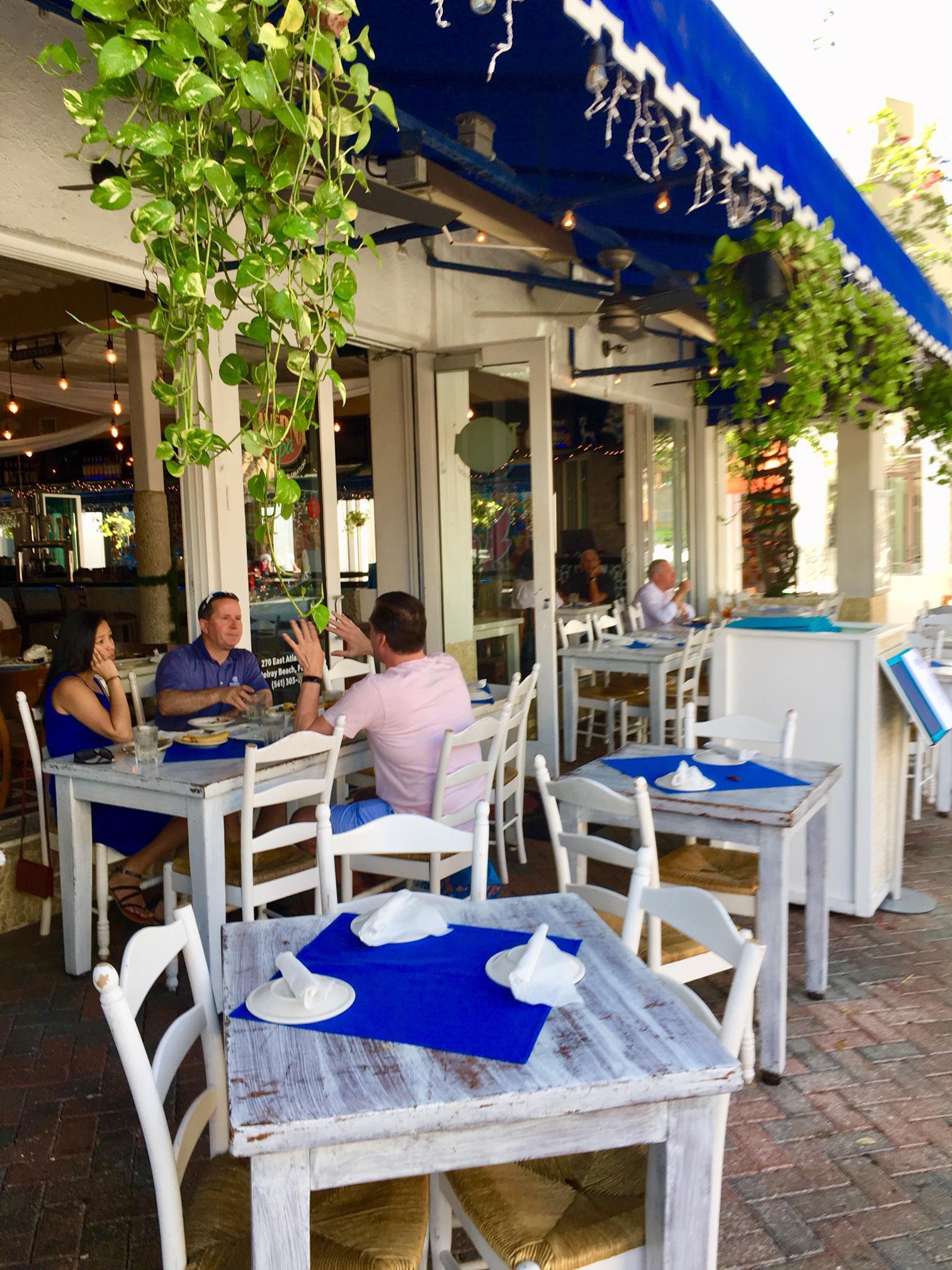 Despite Its Vibrant Bar And Restaurant Scene Nature Still
