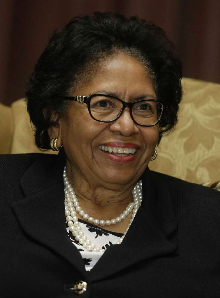 Ruth Simmons, president of Prairie View A&M University, will host African-American scholar Cornel West during a Q&A at Praire View A&M University on Friday, Jan. 18, 2019.