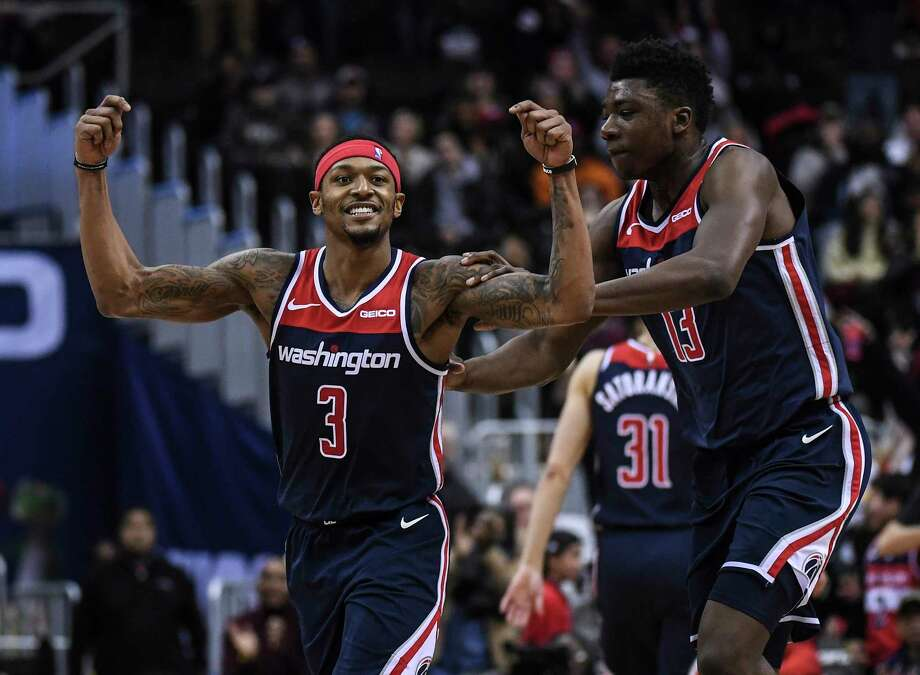 Bradley Beal and the Wizards are flourishing without John Wall - SFGate 602abb88e