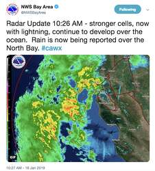 Here's when the most severe Bay Area weather will hit: 'Go home now