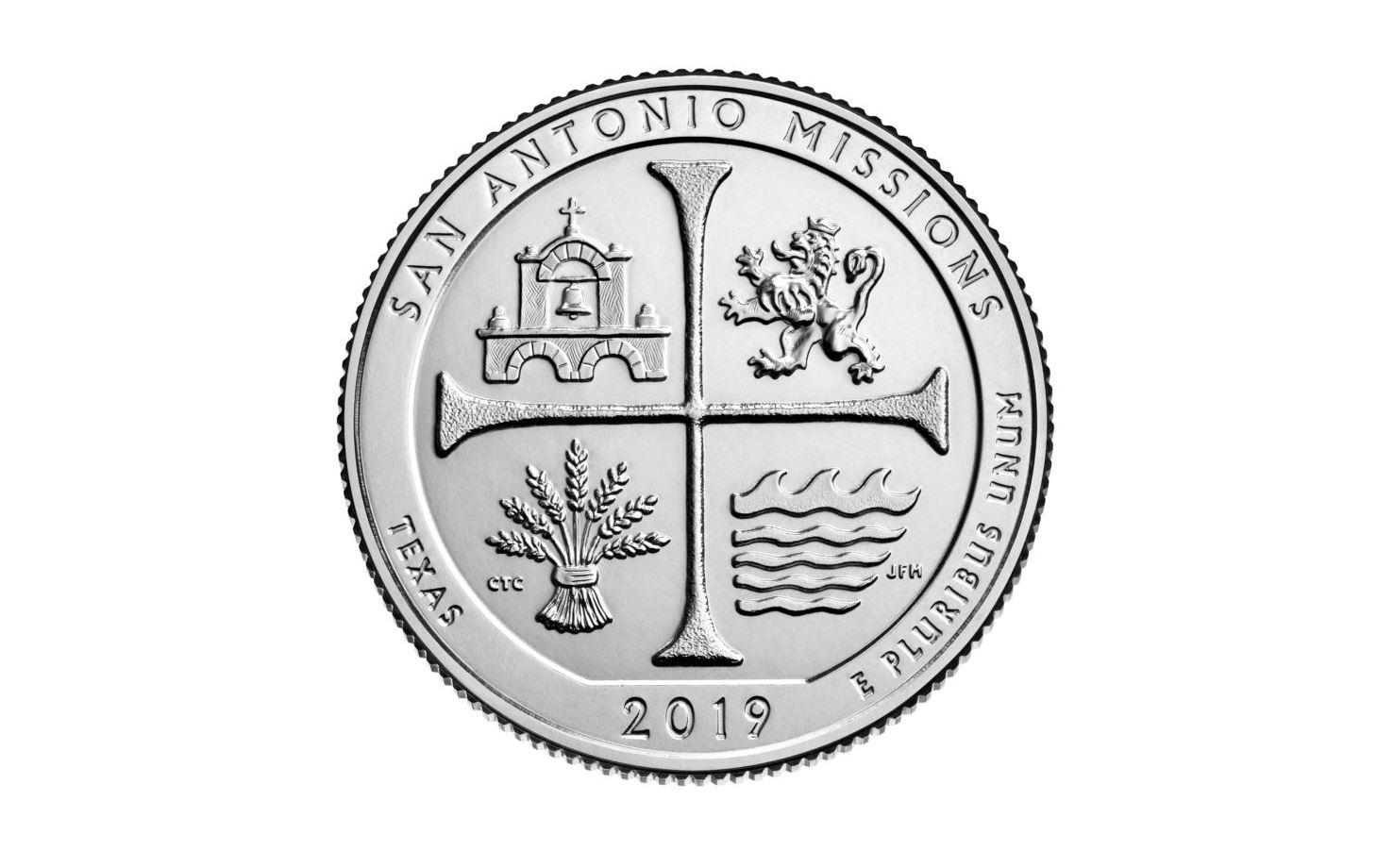 2019 D BU American Memorial Park Northern Mariana Islands National Park NP Quarter Choice Uncirculated US Mint