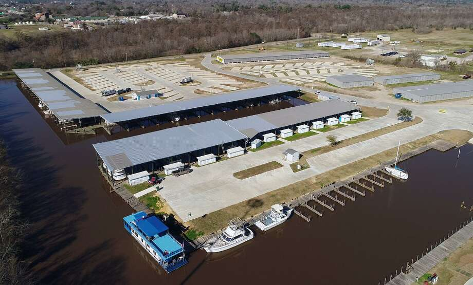 After more than a year of being closed for Tropical Storm Harvey repairs, Beaumont RV Marina, the former Beaumont Yacht Club, opened its doors in December. The newly restored business now rents RV spots along with boat slips.   Photo taken Thursday, 1/10/19 Photo: Guiseppe Barranco/The Enterprise / Guiseppe Barranco/The Enterprise / / Guiseppe Barranco ©