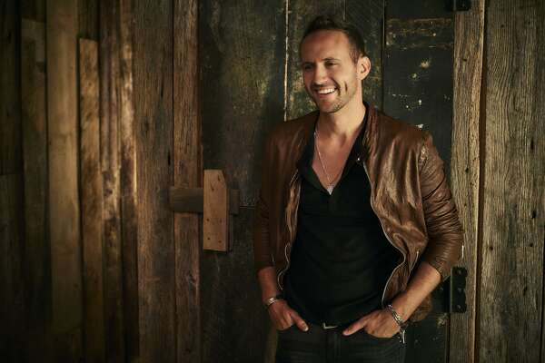 Drew Baldridge performs at The Palace Theatre in Stamford on Jan. 25.