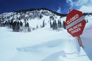 The Sierra Avalanche Center issued a high avalanche danger warning for the central Sierra on Wednesday.