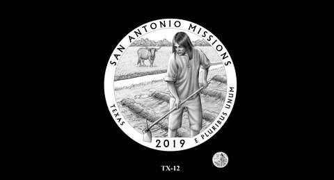 You can now buy a San Antonio missions quarter - San Antonio