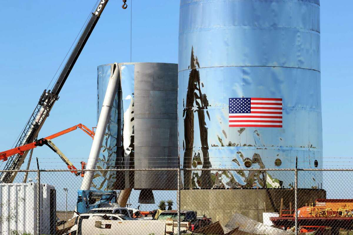 SpaceX Could Begin Testing Mars Ship In South Texas This Week