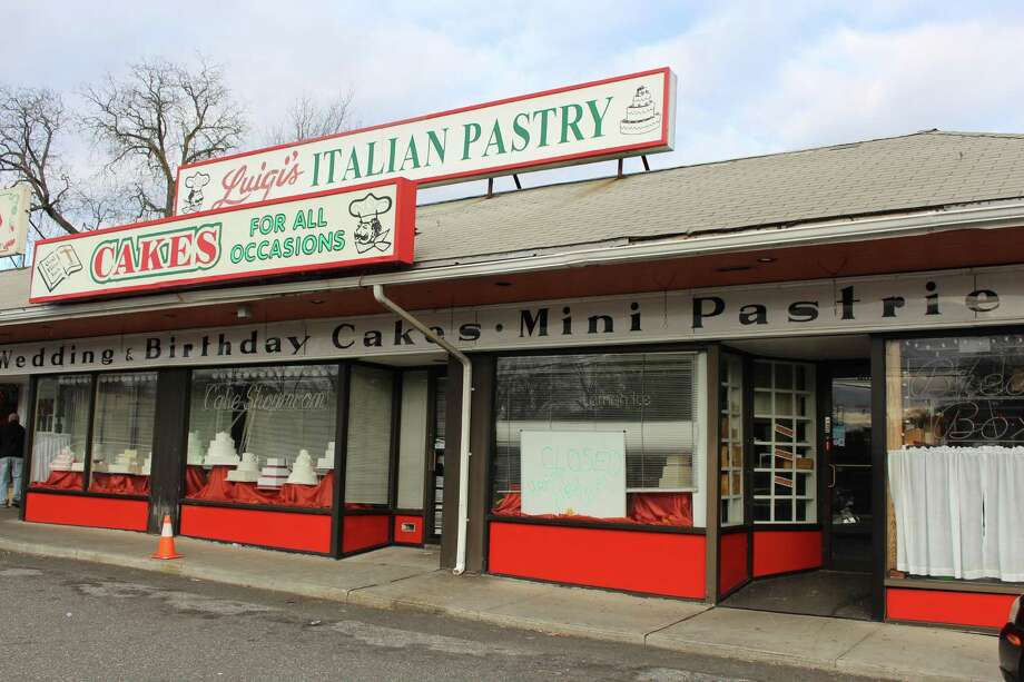 Luigi's Italian Pastry, at 4090 Main Street Photo: Jordan Grice / Hearst Connecticut Media / Connecticut Post