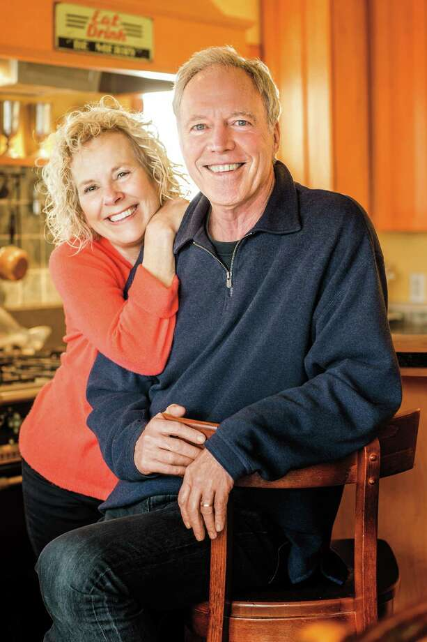 """Mary Anne and Richard Erickson are the Hudson Valley couple behind """"Feel Good Food."""" (Provided) Photo: Franco Vogt / ©2012"""