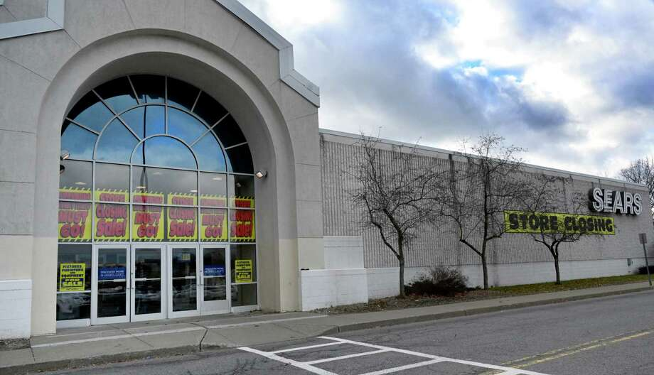 Exterior view of Sears department store based in the Wilton Mall Thursday Dec. 6, 2018 in Wilton, N.Y.  (Skip Dickstein/Times Union) Photo: SKIP DICKSTEIN