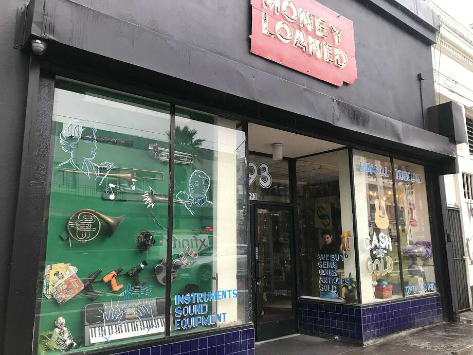 Pawn Shop opens in SoMa with secret entrances, fake storefronts, wines and tapas