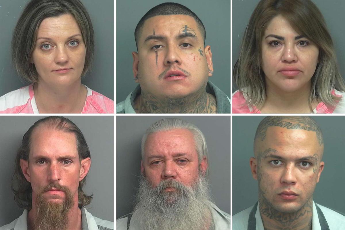 Montgomery County: 39 felony DWI arrests, 26 felony sex