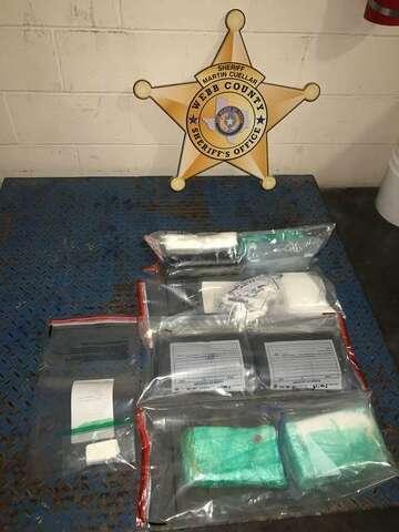Mugshot: Webb County Sheriff's Office seizes 10 kilos of cocaine