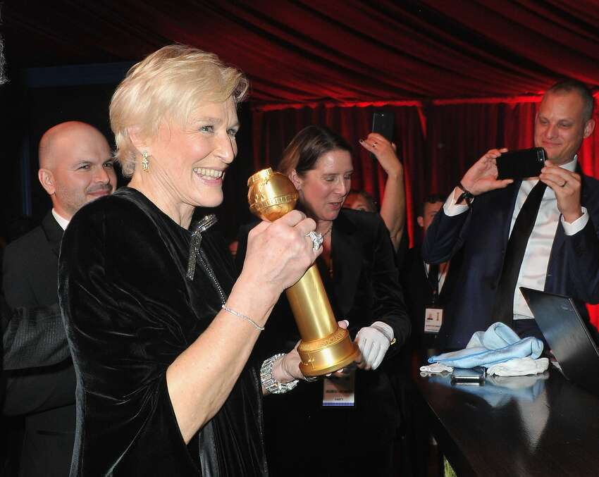 Glenn Close  2019 Oscar nominee for: Best actress in a leading role,