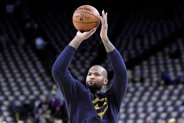 f9aca04bf288 Warriors  trip sets up perfectly for DeMarcus Cousins - SFChronicle.com
