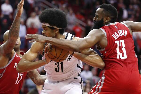 new styles 93680 b9356 James Harden s 58 points go for naught in OT loss to Nets