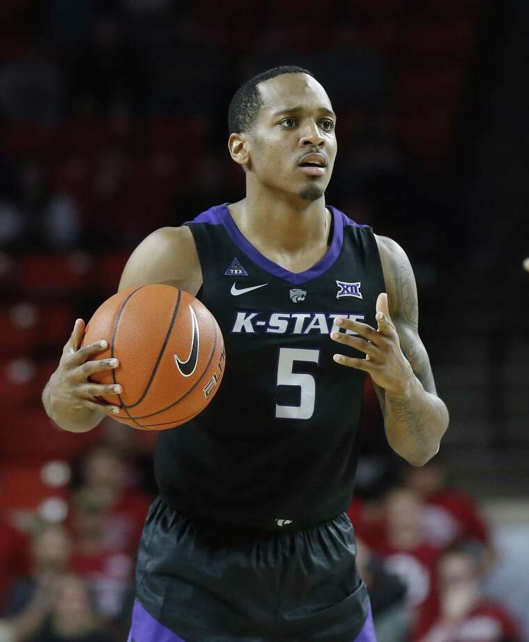 Kansas State's Barry Brown, averaging 15.7 points this season, helped lead the Wildcats to the NCAA Elite Eight last season. Photo: Sue Ogrocki / Associated Press / Copyright 2019 The Associated Press. All rights reserved.
