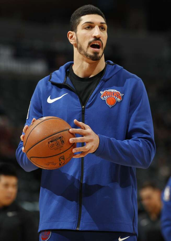 Turkish authorities seek arrest warrant for Knicks' Enes Kanter